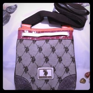 U.S. Polo Assn. crossbody purse